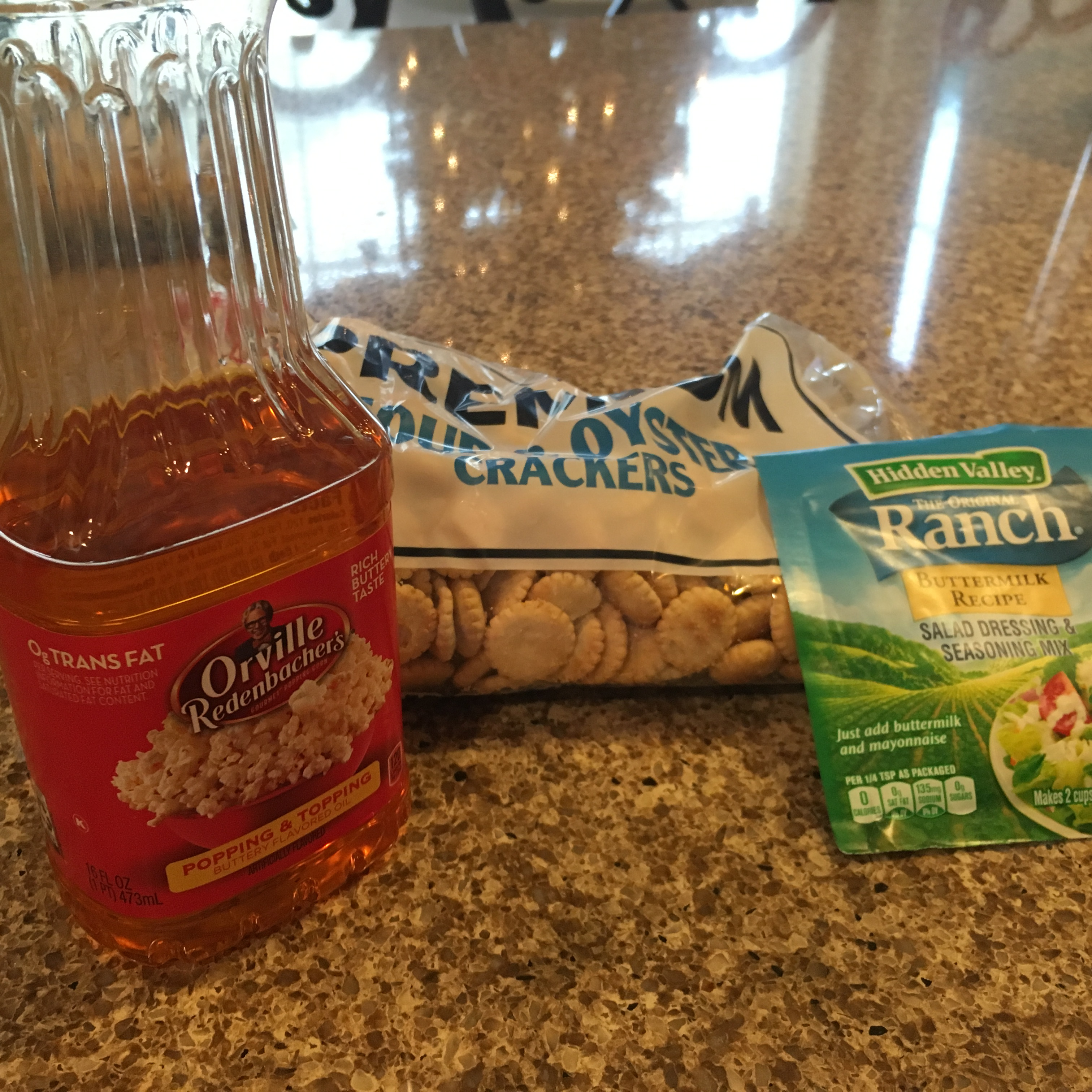 Herbed Oyster Crackers | crapsmanship